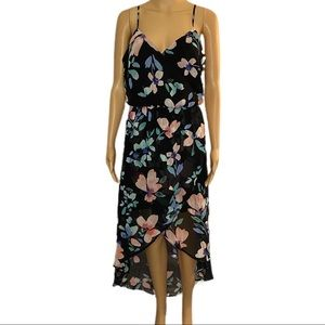 !! 3 for $20!! Candies floral hi-low maxi dress